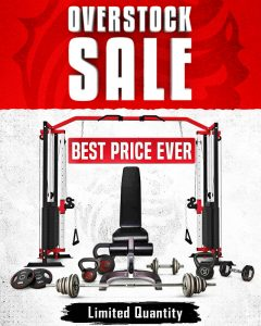 Gym Equipment Melbourne - Overstock-Sale_640x800